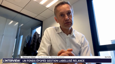 L'interview - Gestion de Fortune - Un fonds Epopée Gestion labellisé Relance