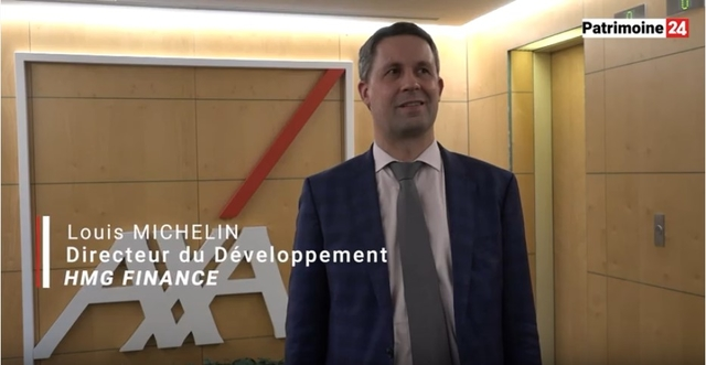 Interview de Louis MICHELIN, Directeur du Développement de HMG FINANCE