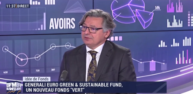 Le fonds Generali Euro Green & Sustainable Fund